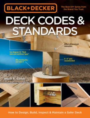 Deck Codes & Standards Front Cover
