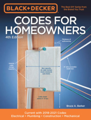 Codes for Homeowners Front Cover